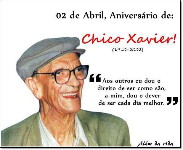 02-de-Abril-Aniversario-de-Chico-Xavier